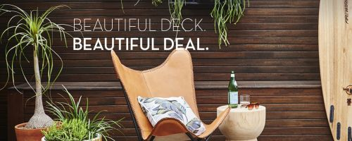 Beautiful Deck, Beautiful Deal